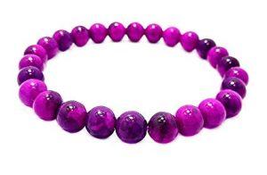 Sugilite stone bracelet