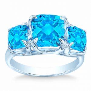 Topaz stone jewelry
